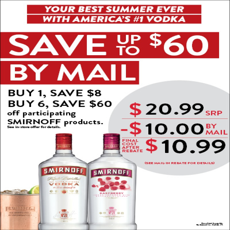 Liquor Store Special offers | Post Road Liquors