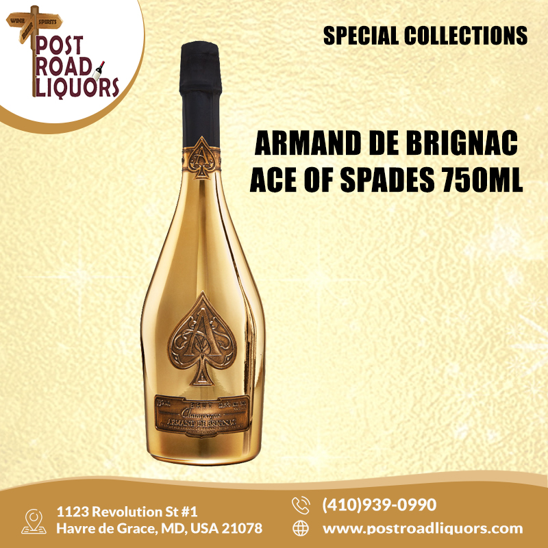 Armand de brignac ace of spades