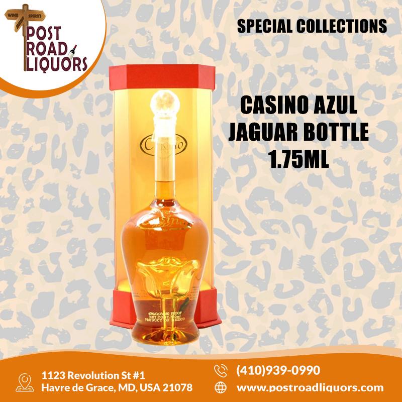 Casino azul jaguar