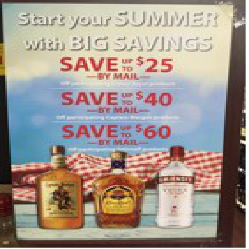 SUMMER BIG SAVINGS